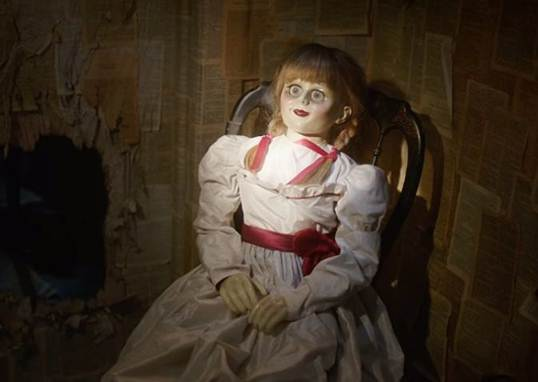 New 'Annabelle: Creation' Trailer Reveals More Insight Into Origin of the Doll -Watch Now!