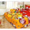 Sprei Hello Kitty Red