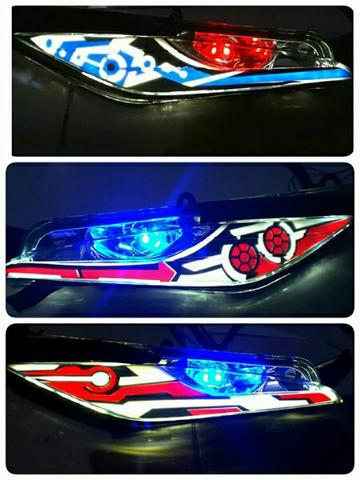 gambar lampu AUDI OJMX & NJMX