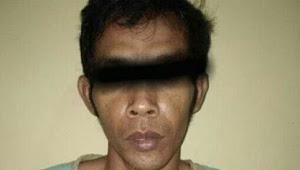Seorang pria di Pandeglang ditangkap Polisi, hamili pacar dibawah umur