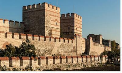 Tahap Penaklukan Konstantinopel - pustakapengetahuan.com