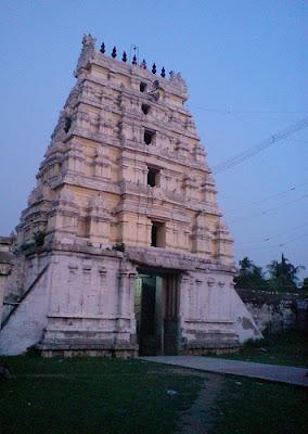 Kripapureeswarar Temple Thiruvennainallur Villupuram