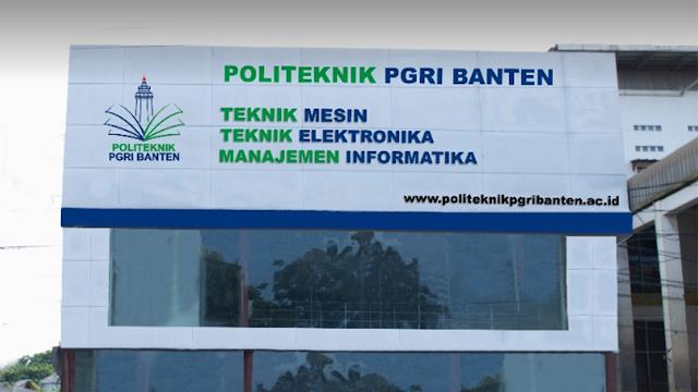 Lowongan Kerja Staff Bagian Kerjasama dan Penempatan Politeknik PGRI Banten