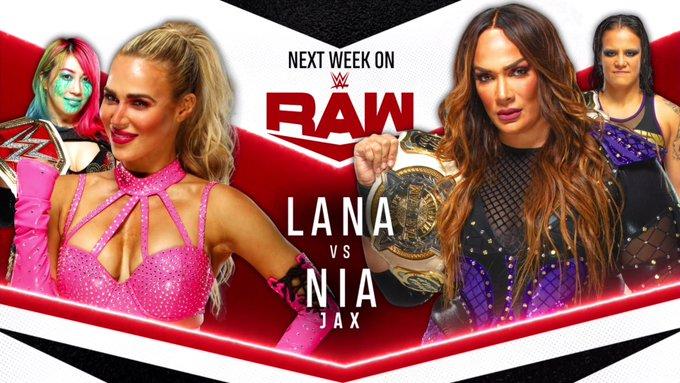Grande combate feminino é anunciado para o próximo WWE RAW
