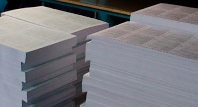 ЦИК заказала изготовление бюллетеней и предвыборной документации