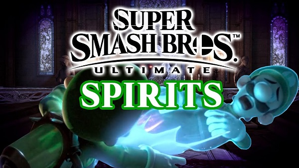 How do Spirits work in Super Smash Bros. Ultimate