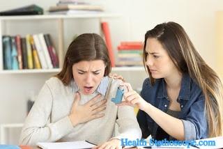 Managing asthmatic attacks