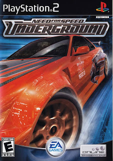 Need for Speed Underground (PS2) 2003