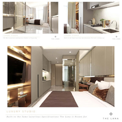 the lana apartment alam sutera