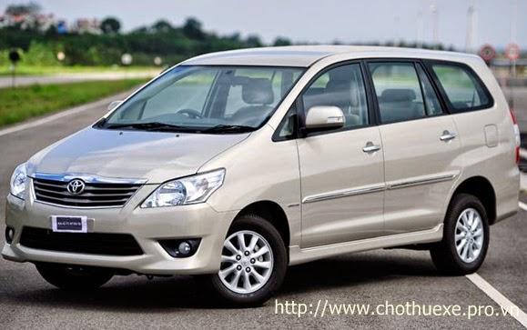 Cho thuê xe Innova đón tiễn sân bay tại Hà Nội