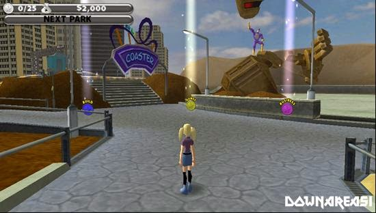 Thrillville PSP Game