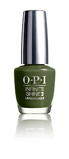 OPI Infinite Shine Spring '16 Olive for Green
