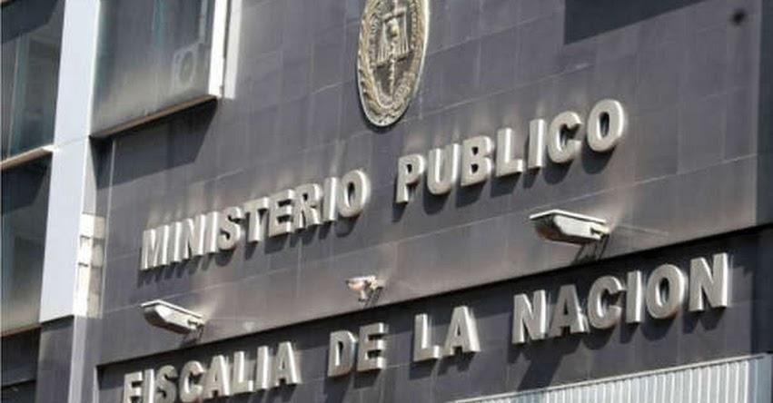 Fiscal de la Nación presenta proyecto de ley para crear la Escuela Nacional del Ministerio Público (PROYECTO DE LEY N° 00102/2021-MP)