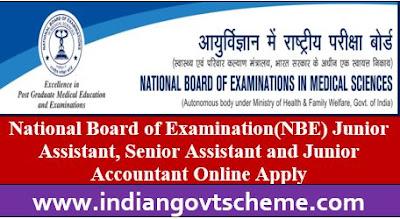 National Board of Examination