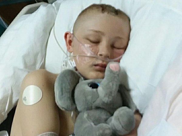 В морге воскрес мальчик, которого разбирали на органы