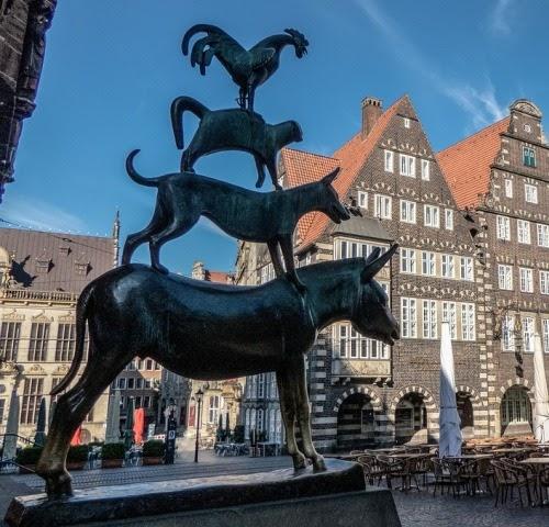 Die Bremer Stadtmusikanten, Bremen