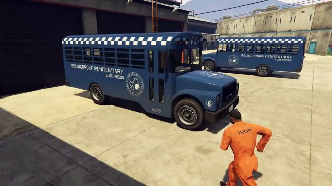 gta 5 go to jail mod