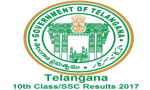 Telangana SSC/10th Class results 2017