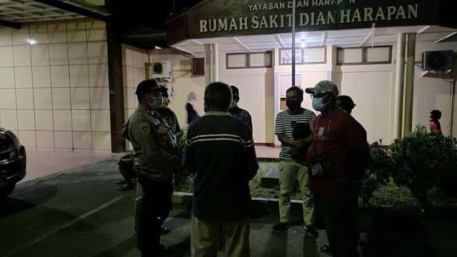 Polsek Heram Tangani Kasus Penikaman di Waena yang Mengakibatkan Korban Meninggal Dunia