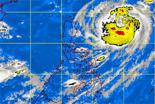 PAGASA: Tropical Storm Quedan Update as of October 2, 2013