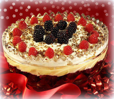 A Traditional English Trifle