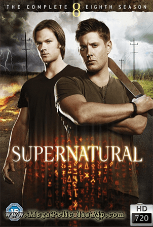 Supernatural Temporada 8 [720p] [Latino-Ingles] [MEGA]