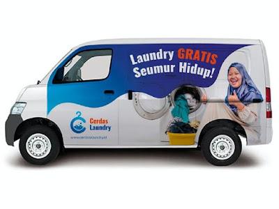 Informasi lowongan kerja Cerdas Laundry Kudus Satu satunya layanan laundry yang bisa memberikan anda jasa layanan laundry GRATIS SEUMUR HIDUP, saat ini membuka kesempatan kerja untuk posisi :