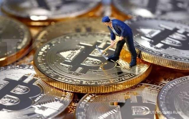China bertindak keras, operator penambang uang kripto menyetop operasi di China