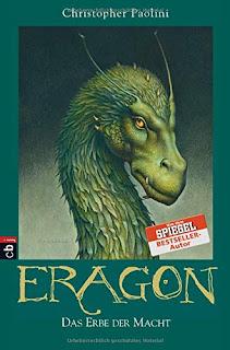 [Rezension] Eragon 4: Das Erbe der Macht – Christopher Paolini