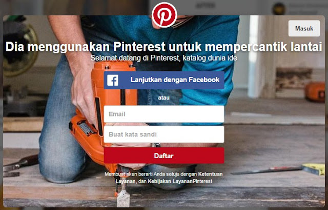 Cara Verifikasi Domain di Pinterest