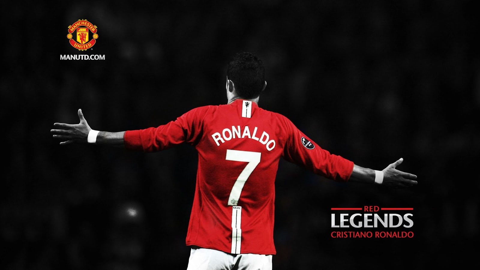 Manchester United The No 7 Legends