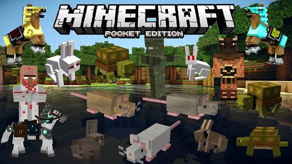 Minecraft Pocket Edition Mod Apk