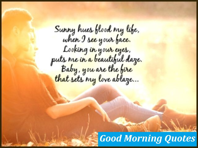 Good Morning Quotes Notes : Good morning messages love funny inspirational