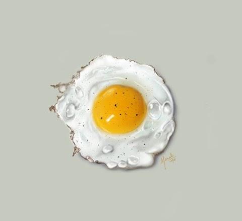Bulls Eye Eggs with recipie