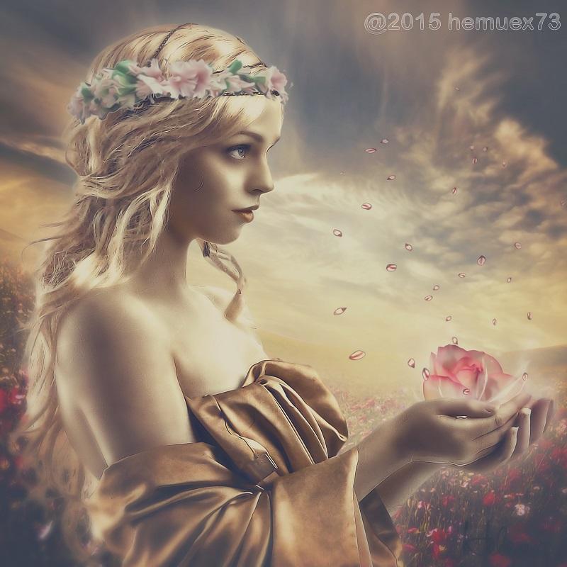 Freya Deusa da Fertilidade, Amor, Beleza na Mitologia Nórdica