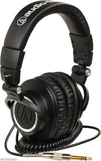 Cuffie auricolari Audio Technica ATH-M50