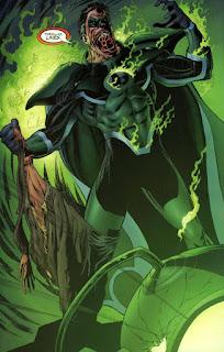 Comic: Reseña de Green Lantern: Renacimiento de Geoff Johns - ECC Ediciones