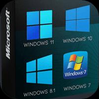 Windows AIO 7, 8.1, 10 dan 11