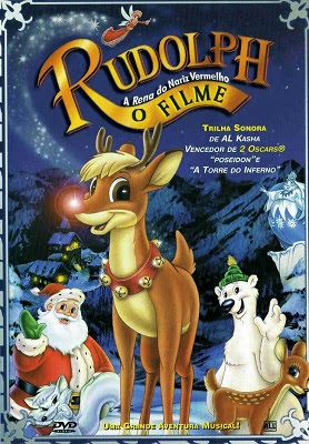 Rudolph, a Rena do Nariz Vermelho Trial Áudio 1998 - DVD-REMUX 480p