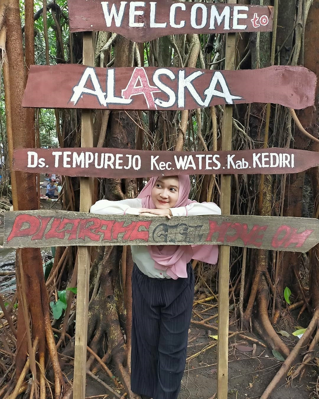 Wisata Alaska Kediri Jawa Timur