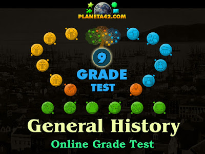 Online History Test
