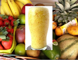 Tropical Fruit Smoothie Recipe Reviewed
