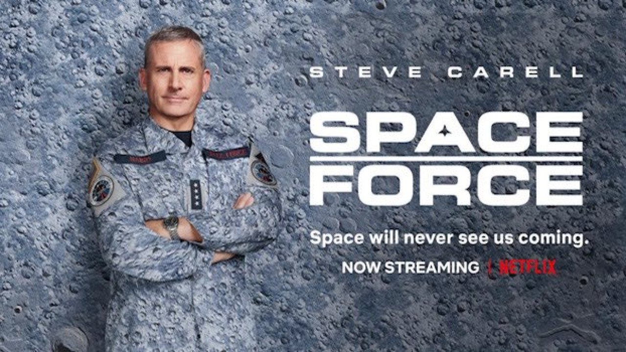 Space Force: Temporada 1