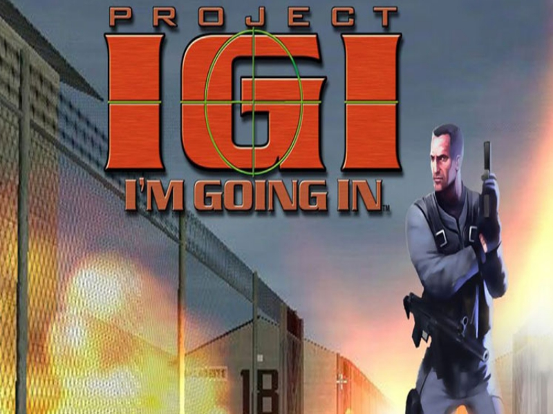 Download Project IGI 1 Game PC Free