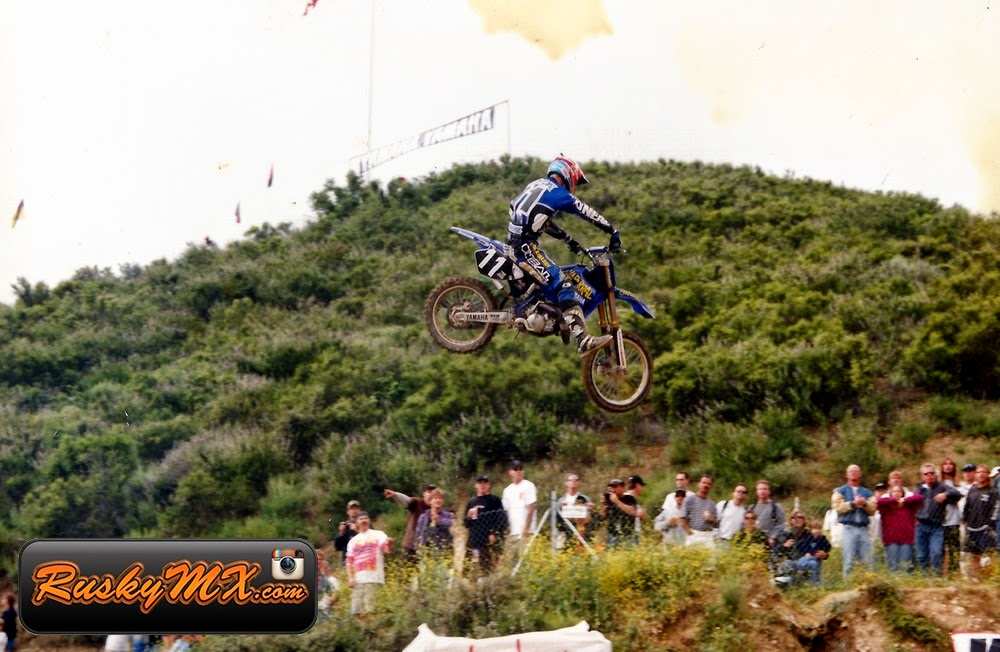 Jimmy Button Glen Helen 1998