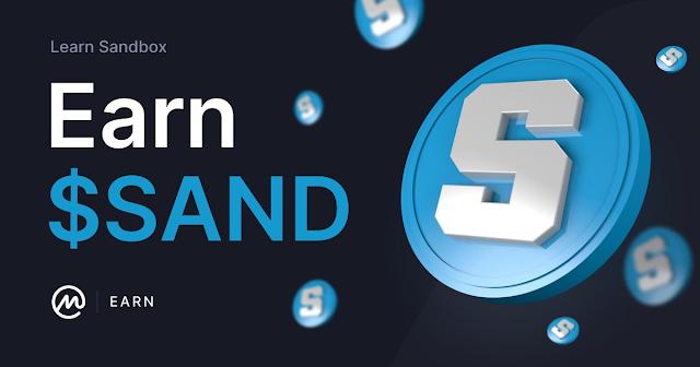 Get free sand token