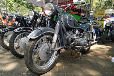 "This article has aired on Kompas.com under the title ""BMW R69S for half a billion Rupiah Tebar enchantment in Senayan """
