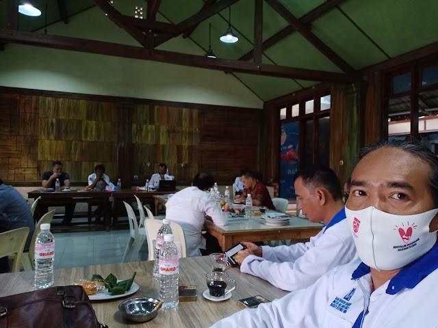 DPW ASPERINDO Lampung Melaksanakan Musyawarah Untuk Memperkuat Perekonomian Ditengah Pandemi Covid-19