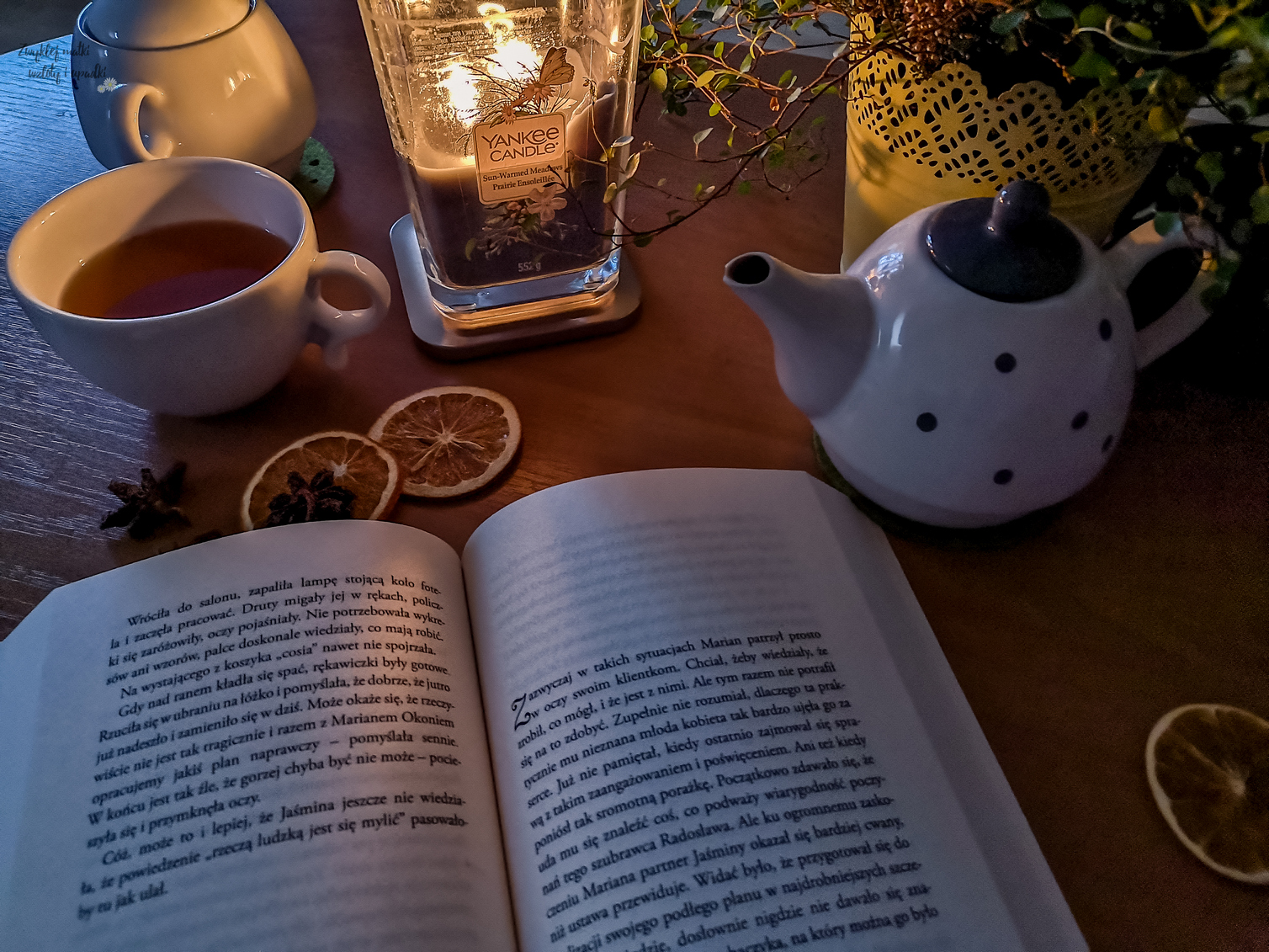 Jak spędzać zimowe wieczory w domu