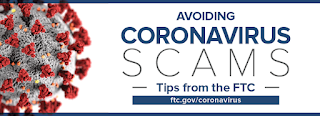 FTC Consumer Alert: COVID-19 scam reports, by the numbers